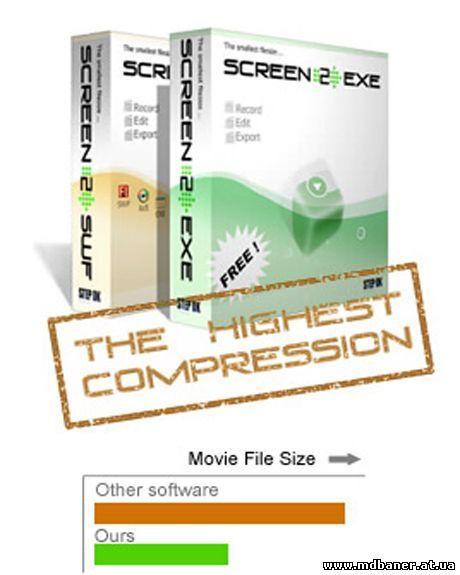 Программа для записи видео с монитора Screen2 2.4